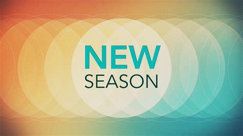 New Season New chapel new season series bryan merritt lead
