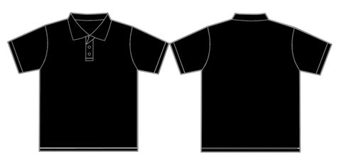 t shirt front and back template psd black t shirt template front and back psd clipart best