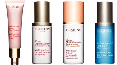 Serum Clarins clarins serum selection mcmichael luxury wedding