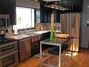 Industrial Kitchen Cabinets photo page hgtv