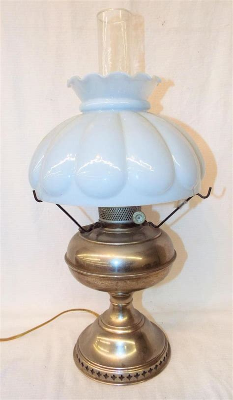 Chimney L Shades by Rayo L With White Glass Shade Chimney