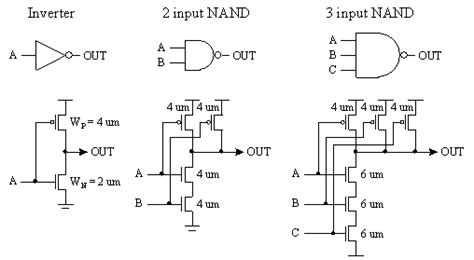 2 input transistor or gate the stuff dreams are made of part 2
