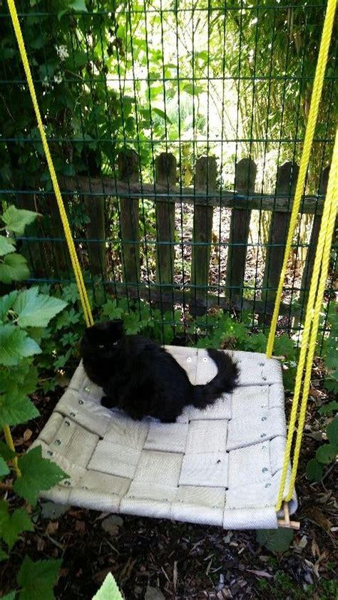 Outdoor Cat Hammock 29 best images about diy rund um das thema katzen made by krummbein on cat hair