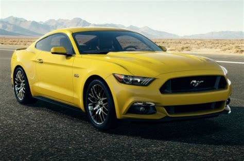 check out the entire 2015 ford mustang color palette mustangs daily