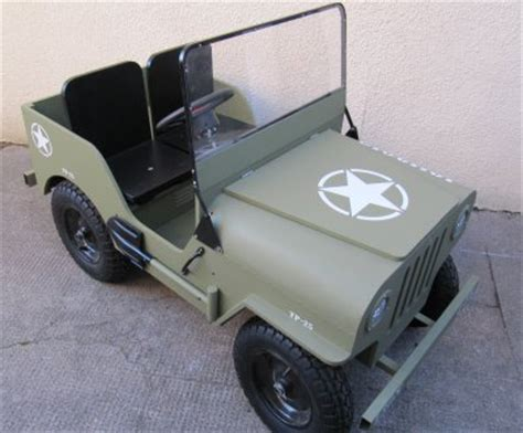 Plywood Jeep Geepstarbodywork