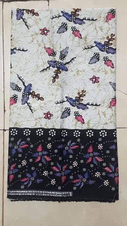 Kain Batik Batik Handprint 41 batik dlidir grosir kain batik