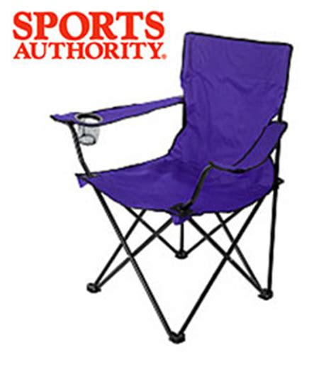 Softball Chair by Sports Authority Portable Chair Only 6 99