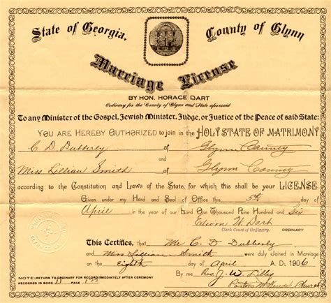 Marriage laws in georgia state