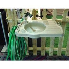 outdoor sink station no plumbing 1000 images about chuck box kitchen on