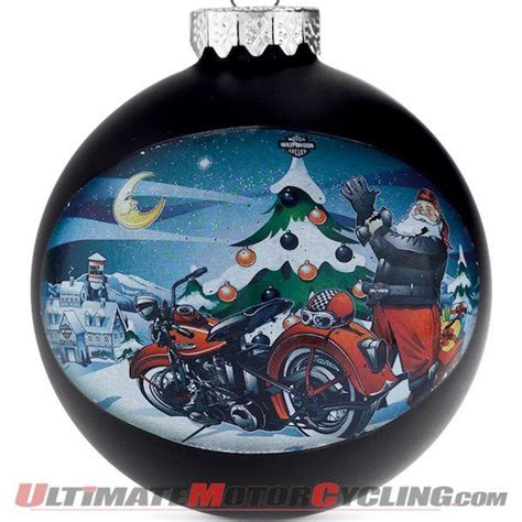 harley christmas ornament home is where the harley is