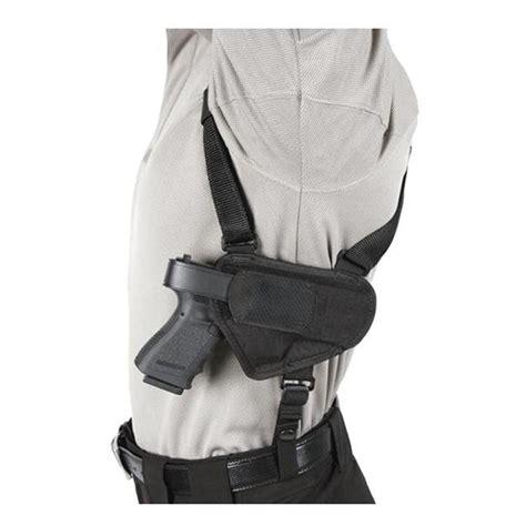 Most Comfortable Shoulder Holster by Blackhawk Ambidextrous Horizontal Shoulder Holster