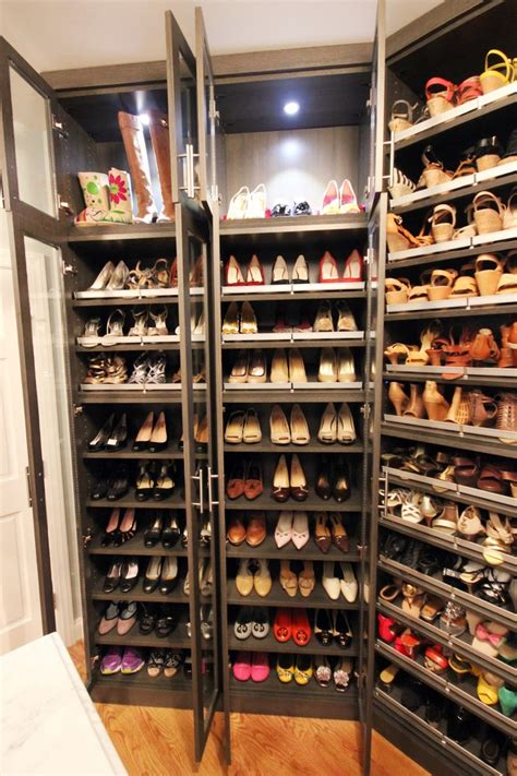 Cool Diy Shoe Rack Decorating Ideas For Closet