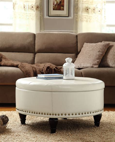 how big should a coffee table be leather ottoman coffee table big shelf or rectangular