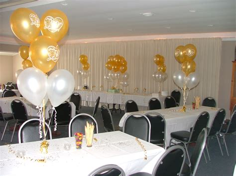 50th Wedding Anniversary Reception Ideas 50th wedding anniversary decorating ideas wedding