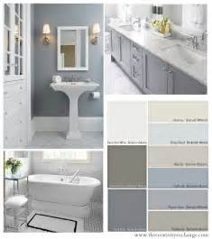 Bathroom Color Palette Ideas Bathroom Color Schemes On Pinterest Balinese Bathroom
