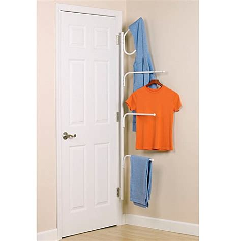 hangers bed bath and beyond household essentials 174 clutterbuster valet hanger and