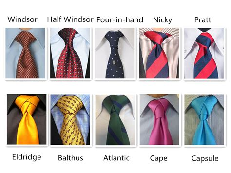 Neck Tie Various Designs complete your look 10 best wedding tie knots everafterguide