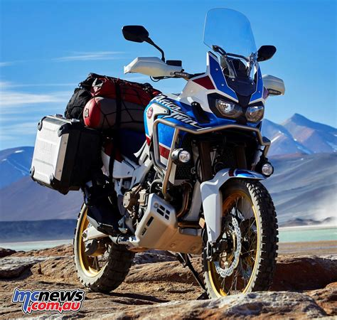 african sports 2018 honda crf1000l africa twin adventure sports mcnews
