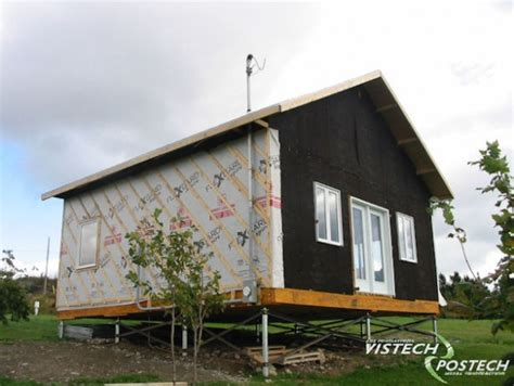 Cottage Foundation by Cottage Raising Lifting Services For Manitoba S