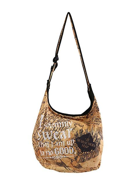 harry potter solemnly swear hobo bag topic