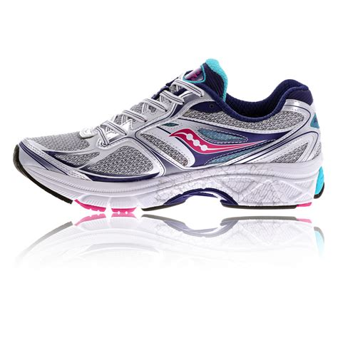 purple womens running shoes most popular saucony guide 8 womens running shoes blue
