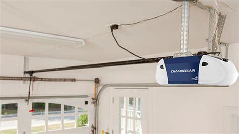 chamberlain garage door opener comparison chart dandk