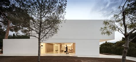fran silvestre arquitectos  house   pine forest