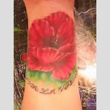 Opium Poppy Flower Tattoo | 1600 x 2133 jpeg 210kB