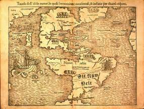 First World Map by Where Am I Mapping A New World North Carolina Digital