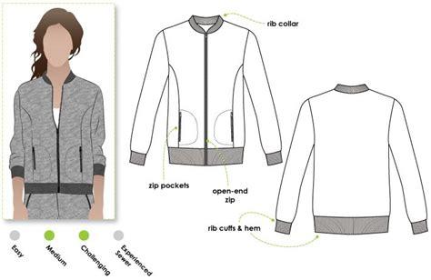 jacket pattern making youtube bomber jacket pattern jet set sewing jackets and