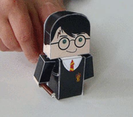 Harry Potter Papercraft Templates - harry potter papercraft papercraft wand and harry potter