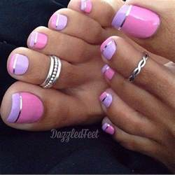 pedicure colors pretty toe nails pictures photos and images for