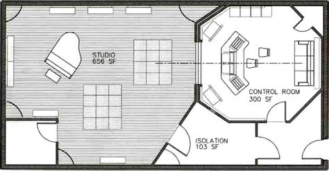 stunning recording studio floor plans 726 x 379 183 60 kb