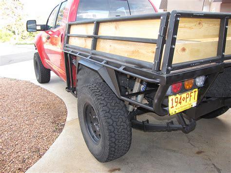 homemade truck body evolution of an 07 tundra stock to desert machine