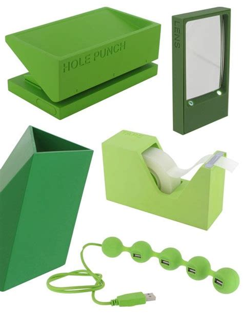 Green Desk Accessories 17 Best Images About Desk Sets Precedent On Metals Electronics And Minis