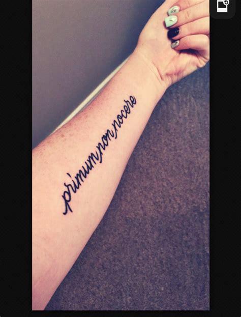 when did tattoos start quot do no harm quot primum non nocere the idea but