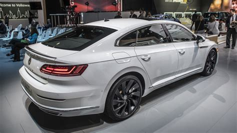2019 Volkswagen R by 2019 Volkswagen Arteon R Line New York 2018 Photo Gallery