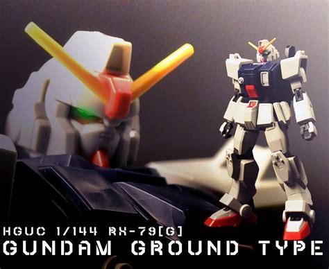 P R O M O Rg Gundam Rx 78 2 review hguc 1 144 gundam ground type s hangar