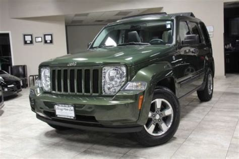 jeep open roof sell used 2008 jeep liberty sport v6 sky slider open