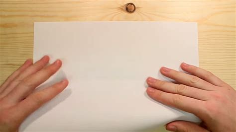 How To Make A Paper Rubber Band Gun - make a rubber band gun from a4 paper sheets do not try