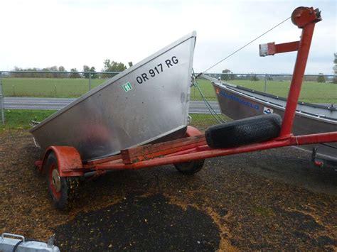 homemade boat trailer used 1988 16 koffler drift boat for sale koffler boats