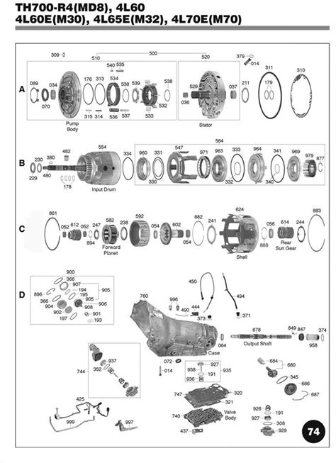 4l60e transmission diagram wiring diagram 4l60e automatic transmission parts wiring