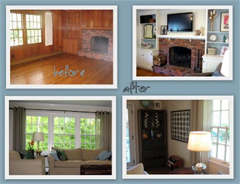 wood paneling makeover before and after paint in my hair family room makeover and crown molding