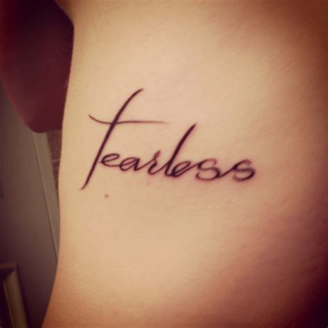fearless tattoos 25 best ideas about fearless tattoos on