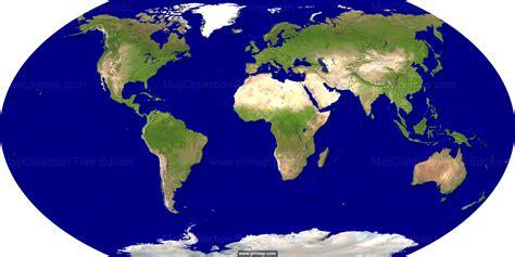 earht map primap world maps