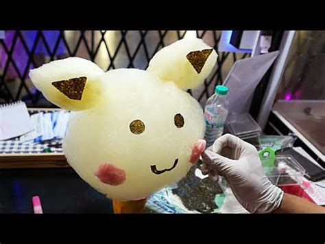 Cotton Arts 6 amazing cotton pikachu