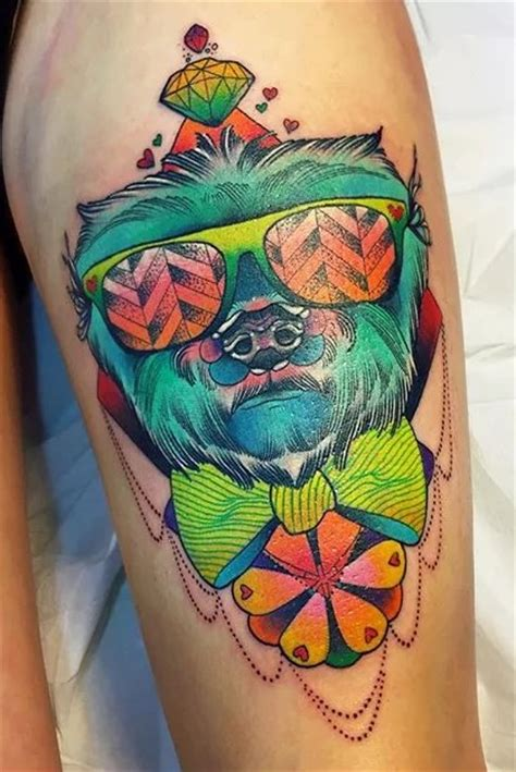 trippy tattoo 45 best hippy trippy tattoos made tattoomagz