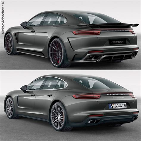 porsche car 2017 sketch porsche panamera 2017 top car vs photo porsche