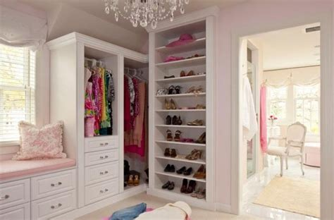 Chic Closets by 30 Fabulous Walk In Closets To Inspire You Interior