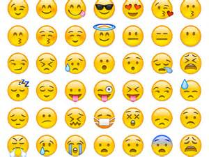 what do the different color emojis emoji dr